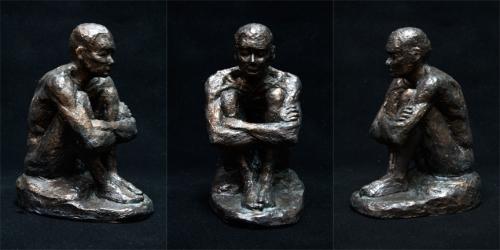 'Sitting Man'